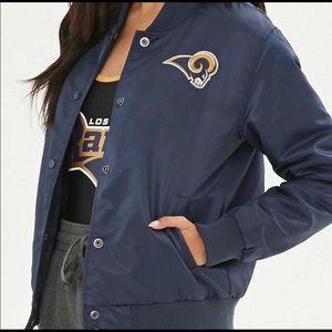 LA rams Jacket- never worn